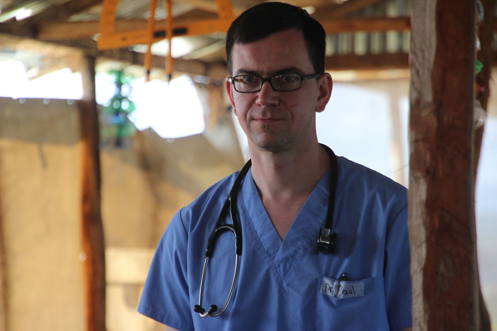 Павло Сiльковський - Повернути пацієнтам почуття надії та затишку