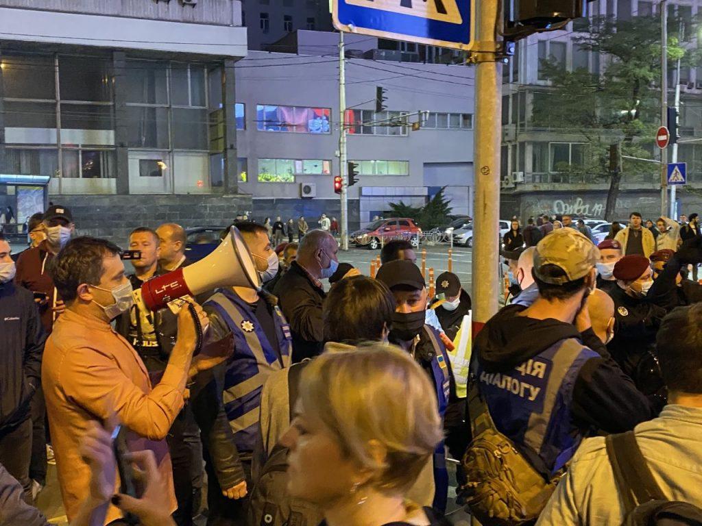 Рух «Всі разом!»: Голова МВС Аваков має розібратися із «Конгресом»