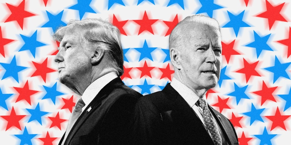 Битва за Білий дім у розпалі. Хто переможе: Трамп чи Байден?