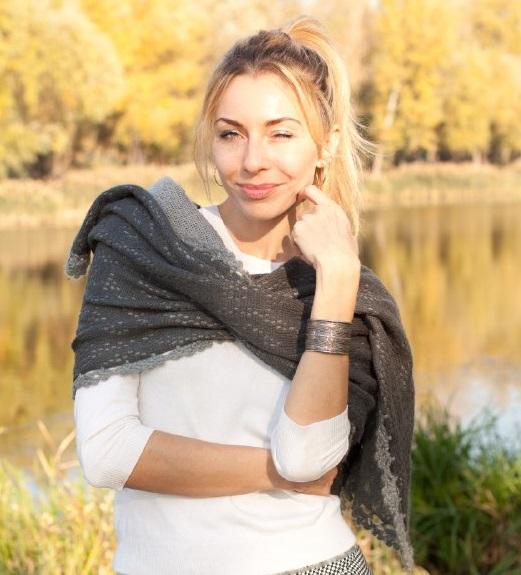 Вікторія Носік  - «Головні лінії мого волонтерства»