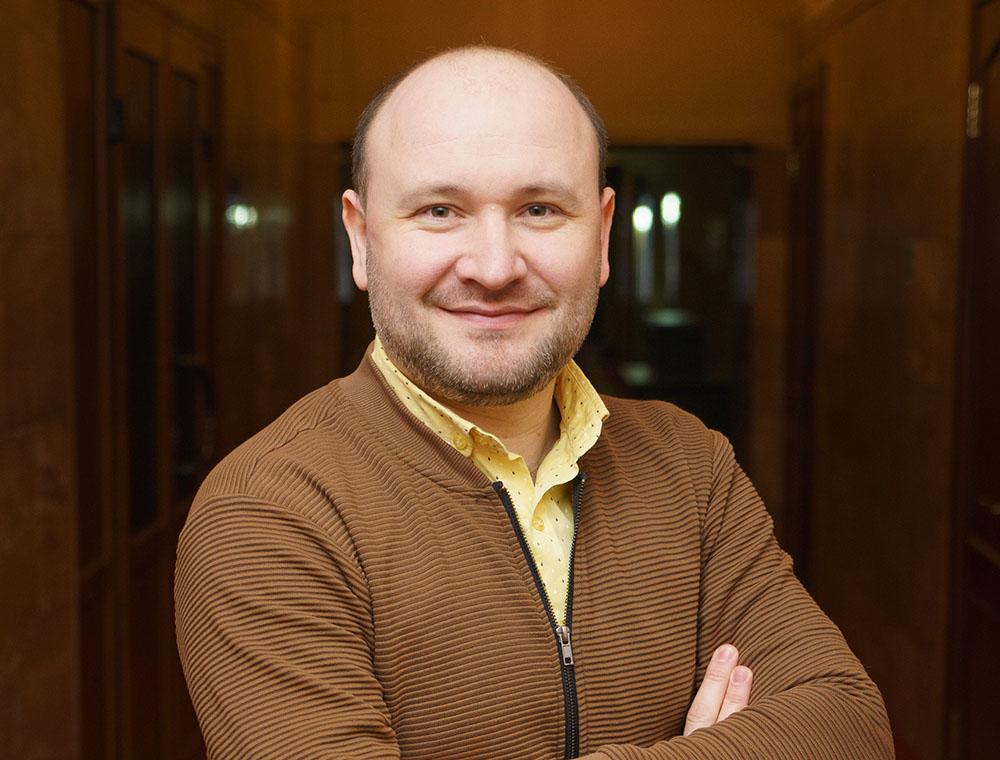 Керівник проектів руху «Всі разом!» Роман Аблязов: «Щасливий працювати в команді професіоналів, відданих високому покликанню»