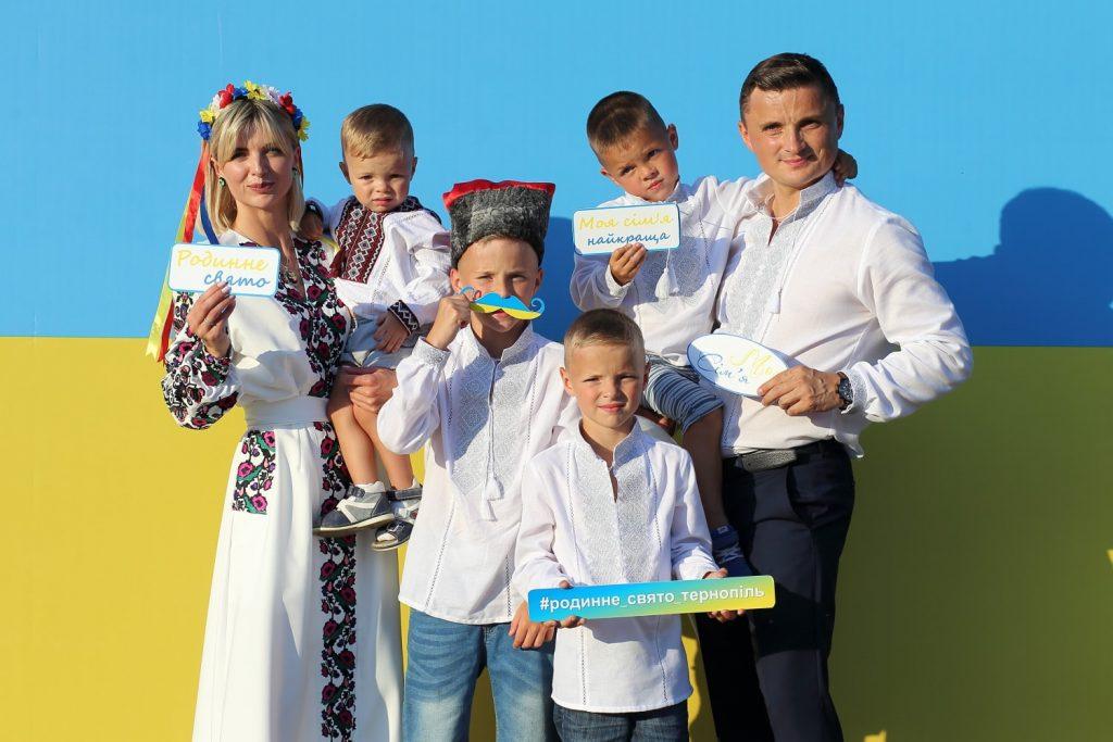 Михайло Головко, голова Тернопільської облради: «Наше завдання – зберегти і передати дітям сімейні цінності»