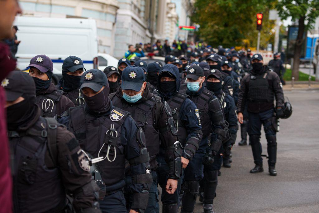 Спостерігачі «Всі разом!» спрямували до національної поліції заяви про правопорушення на «Марші рівності»