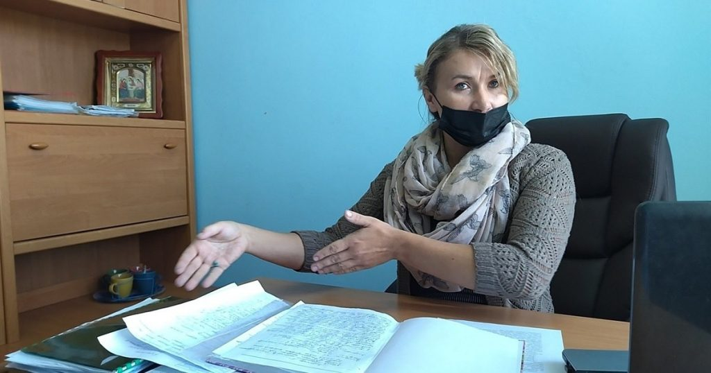 На Рівненщині батьки вимагають продовжувати навчання школярів очно попри невакцинованість учителів